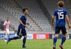 """Kagawa ghi bàn, Nhật Bản thắng """"rửa mặt"""" Paraguay"""