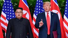 """Kim Jong-un đã thắng trong """"canh bạc lòng tin"""" Mỹ – Triều?"""