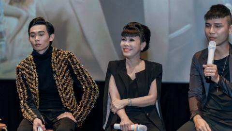 Việt Hương chia sẻ về dự án phim