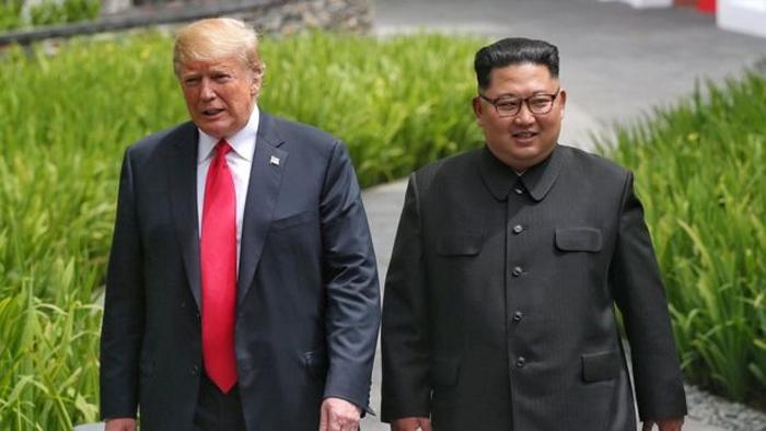Triều Tiên,Kim Jong Un,Donald Trump,trò chơi chiến tranh