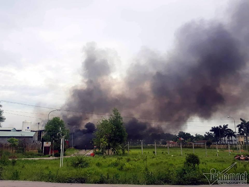 hỏa hoạn,cháy nổ,Hải Phòng,cháy,cháy lớn