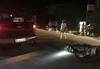 Nam thanh niên tử vong sau va chạm với xe biển xanh