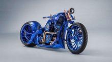 Xe độ Harley-Davidson đắt nhất thế giới