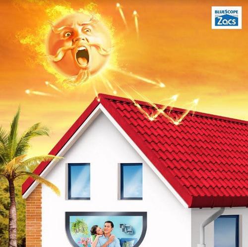 5 cách 'giải nhiệt' cho ngôi nhà