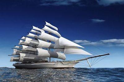 Cách treo tranh đề tài thuận buồm xuôi gió hợp phong thuỷ