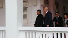 Bí ẩn người phụ nữ duy nhất trong 'chuyện mật' Trump - Kim