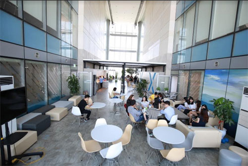 Công ty đa quốc gia 'hút' sinh viên IT