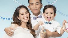 Kiện tướng dancesport Khánh Thi vừa sinh con gái