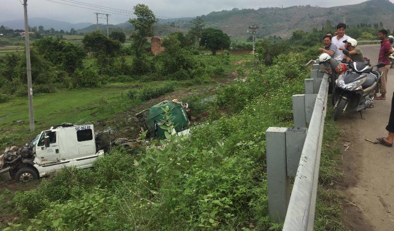 TNGT,Gia Lai,tai nạn giao thông,an toàn giao thông,tai nạn