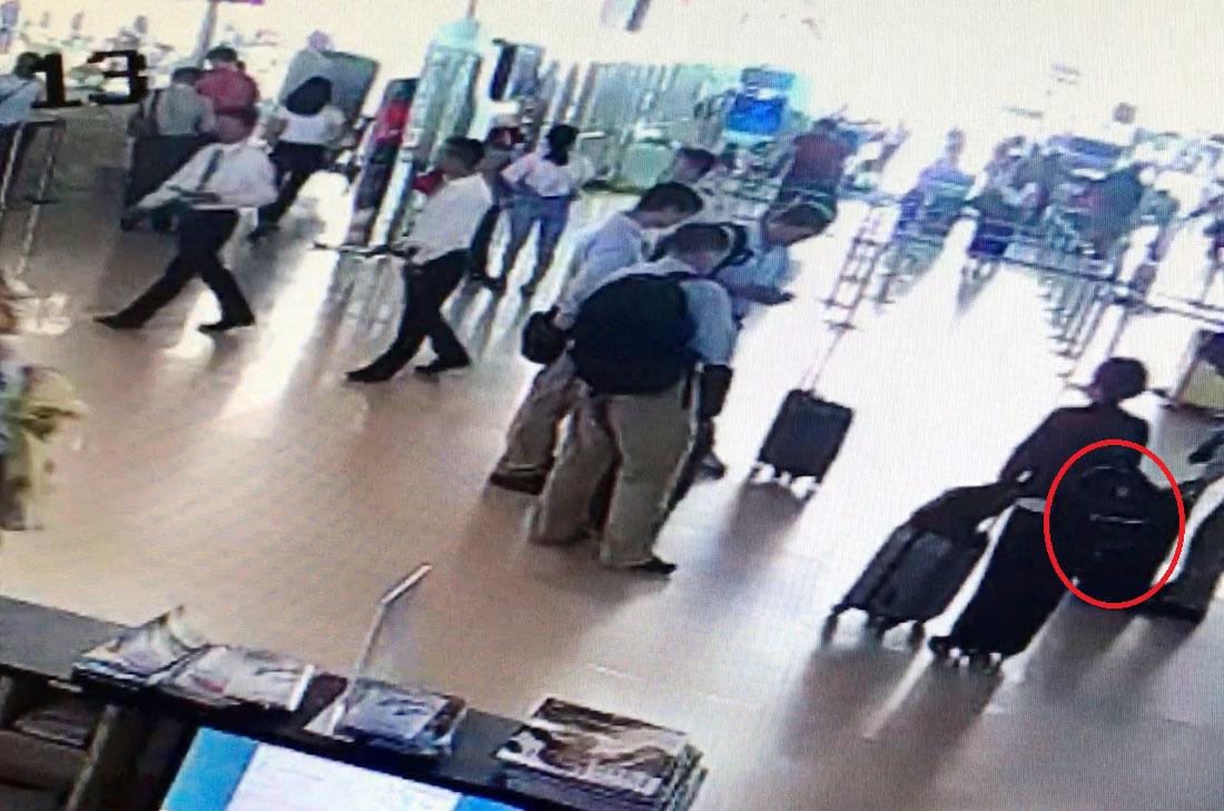 sân bay Vinh,Nghệ An,nữ hành khách