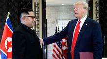 Iran bất ngờ cảnh báo Kim Jong Un về ông Trump