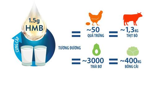 Tận hưởng 'tuổi vàng' cùng dưỡng chất HMB bảo vệ khối cơ