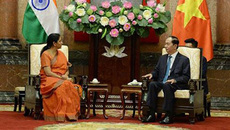 Ấn Độ mong muốn hợp tác với Việt Nam trong công nghiệp quốc phòng