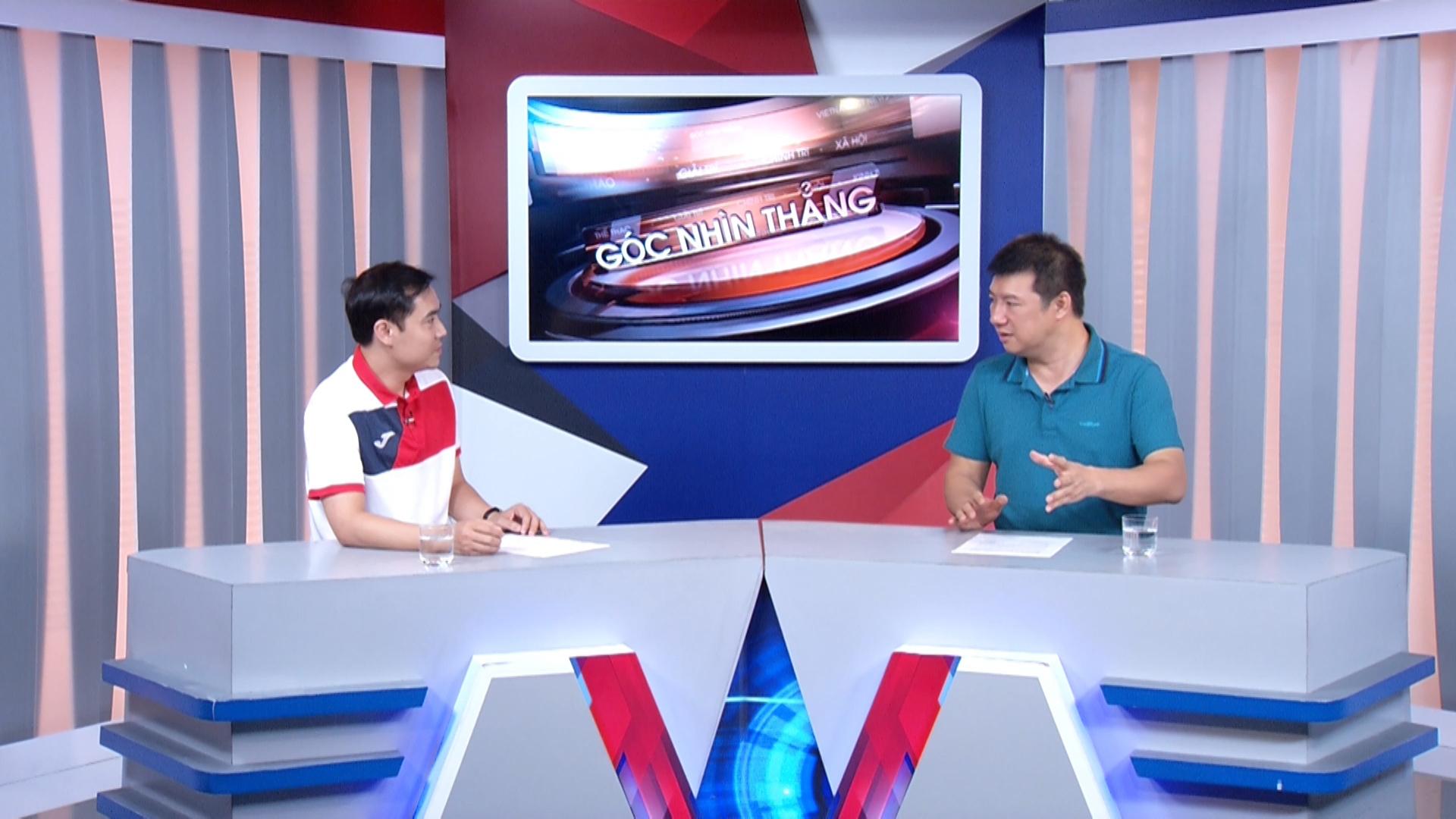 BLV Quang Huy kỳ vọng một đội Châu Á vào vòng 2 World Cup 2018