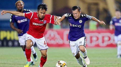 Hà Nội 4-1 Than Quảng Ninh