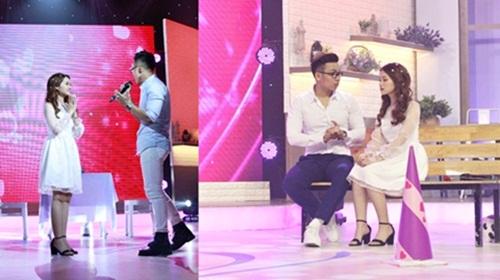 Cặp anh em song sinh cùng tỏ tình một cô gái ở gameshow - ảnh 3
