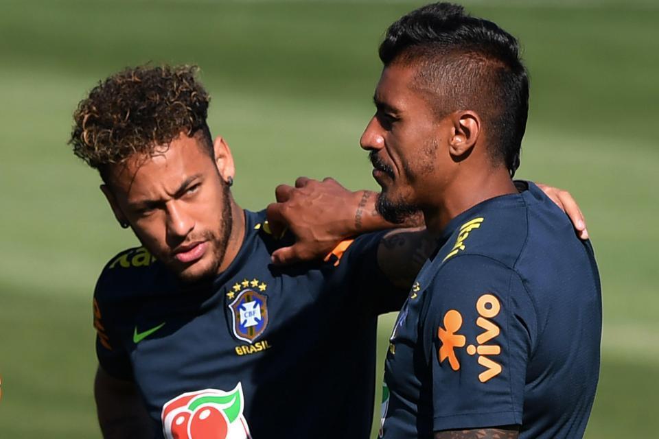 Fan MU và Brazil sướng rơn khi thấy hình ảnh này
