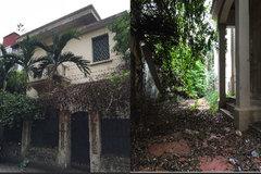 Cận cảnh biệt thự bỏ hoang từng được cựu Chủ tịch Hoàng Văn Nghiên sử dụng