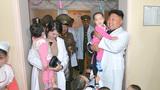 Cuộc sống bí mật quanh những người con của Kim Jong Un