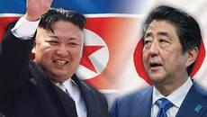 Kim Jong Un sẽ hội đàm với Thủ tướng Nhật ở Nga