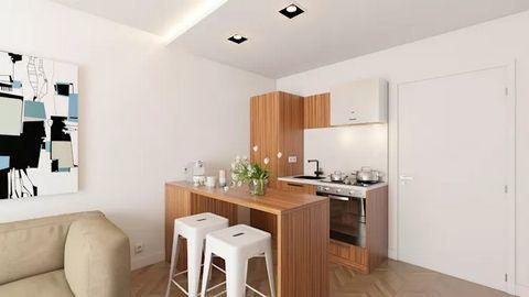 """Nội thất nhà đẹp có những kiểu kiến trúc nhà bếp """"nhẹ túi tiền"""""""