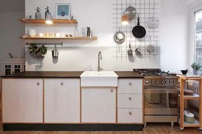 """Nội thất nhà đẹp với các kiểu thiết kế nhà bếp """"nhẹ túi tiền"""""""