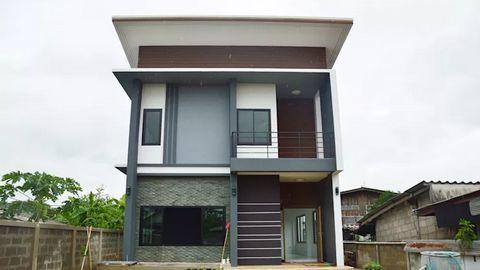 căn nhà đẹp hiện đại