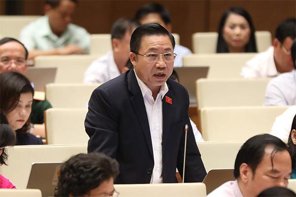 Quốc hội thảo luận luật Công an nhân dân sửa đổi