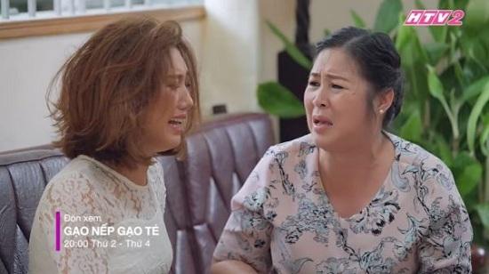 Trung Dũng,Hồng Vân,Gạo nếp gạo tẻ,phim truyền hình,phim Việt Nam