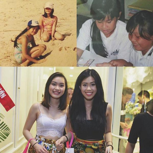 Tăng Thanh Hà,Thảo Tiên,Hot girl,Con nhà giàu