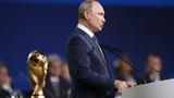Tổng thống Putin đón khách siêu VIP dự khai mạc World Cup 2018