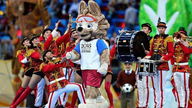 Nga,Khai mạc World Cup,Tổng thống Nga Putin,Vladimir Putin,khai mạc World Cup 2018