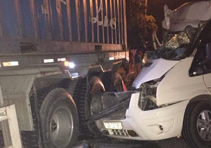 tai nạn giao thông,tai nạn chết người,Quảng Ninh