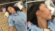Công an Thanh Hóa thông tin vụ cô gái bị hành hung, lột đồ giữa phố