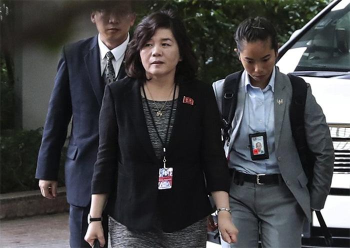 Chân dung nữ thứ trưởng đắc lực của Kim Jong Un