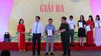 Báo VietNamNet đoạt giải Ba báo chí về thông tin đối ngoại năm 2017