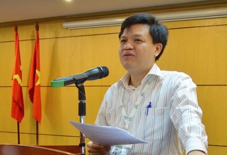 Bổ nhiệm Tổng cục trưởng Tổng cục Biển và Hải đảo Việt Nam