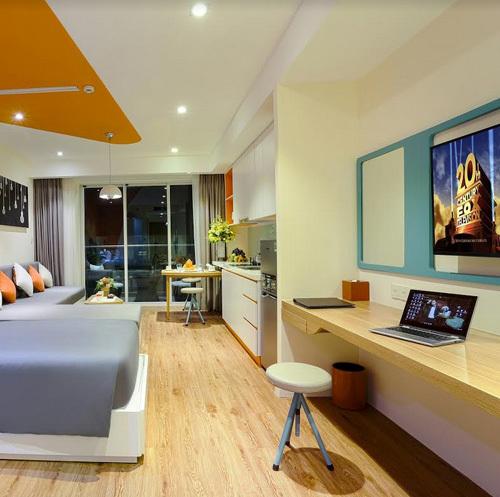Khách sạn thông minh ở Nha Trang khiến giới trẻ mê mẩn