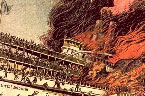 Tai nạn tàu hơi nước General Slocum 1904