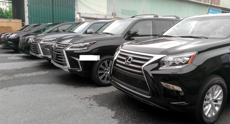 xe sang,xe sang nhập khẩu,nghị định 116,Giấy chứng nhận chất lượng kiểu loại,kinh doanh xe sang