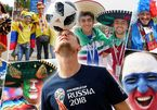 Trực tiếp lễ khai mạc World Cup 2018