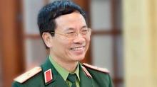 Thiếu tướng Nguyễn Mạnh Hùng làm Chủ tịch kiêm Tổng giám đốc Viettel