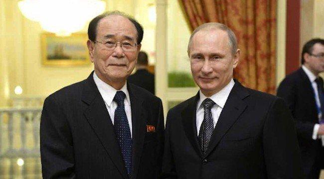 Kim Jong Un,Donald Trump,Putin,Triều Tiên,tình hình Triều Tiên