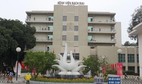 Bệnh viện Bạch Mai,phế quản,nội soi,tai biến