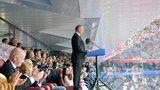 Tổng thống Putin tuyên bố khai mạc World Cup 2018