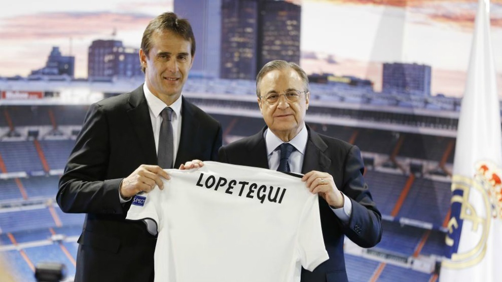 Real Madrid hả hê ra mắt HLV Julen Lopetegui