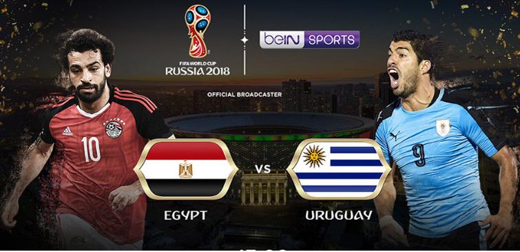 Tây Ban Nha,Bồ Đào Nha,Ai Cập,Uruguay,Iran,Ma Rốc,Salah,Ronaldo,Suarez,Kèo World Cup