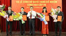 Toàn án nhân dân tối cao bổ nhiệm 4 lãnh đạo qua thi tuyển