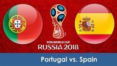 Xem trực tiếp trận Bồ Đào Nha vs Tây Ban Nha ở đâu?