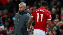 MU sa thải Mourinho nếu bán Martial, Real Madrid gia hạn Bale